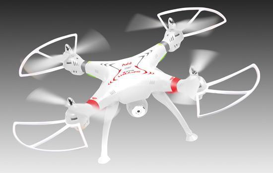 Modelisme Drone - T2M T5173 DRONE SPYRIT MAX 2 FPV
