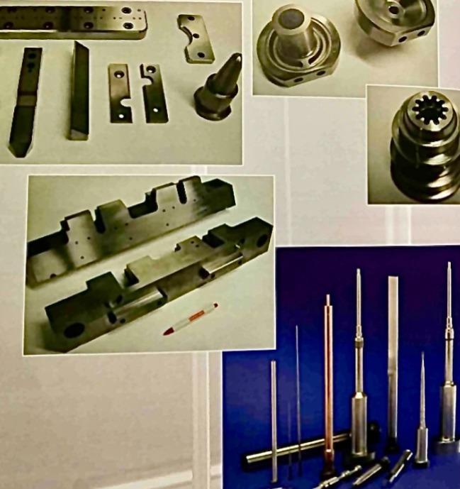 Werkzeug- & Formenbau - Sonderteile nach Zeichnung