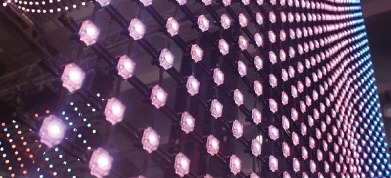 LUMINUM – pixel per video e illuminazione notturna - null