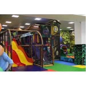 Children's playground indoors - Children's playground indoors