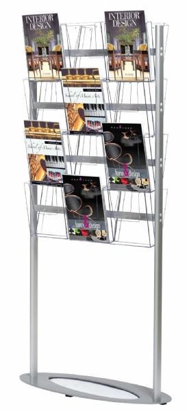Brochure Sets - Structure Porte Brochures Cocktail