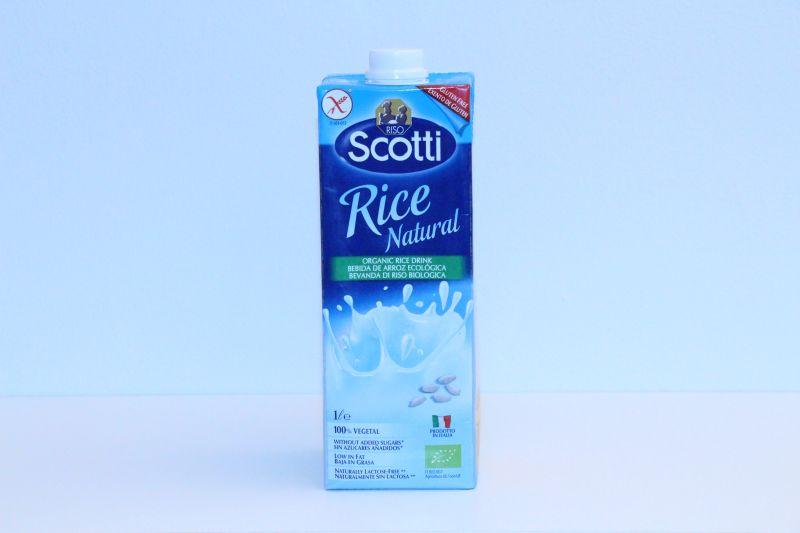 Scotti Organic Rice Drink 1l -