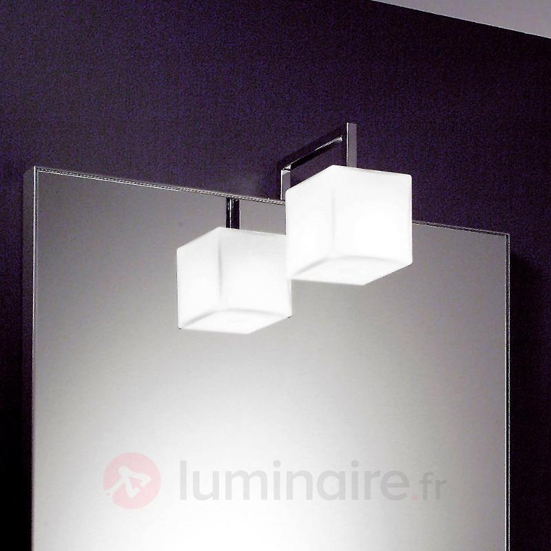 Applique pour miroir design One - Salle de bains et miroirs