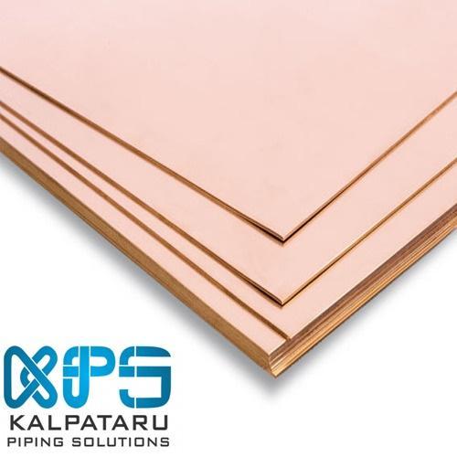 Copper Nickel Sheet - Cupro-Nickel UNS N70600(90/10) Sheet - Cupro-Nickel UNS N71500(70/30) Sheet