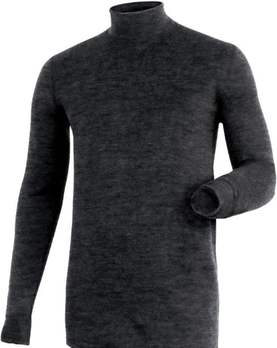 Thermal underwear - Thermal underwear Laplandic™ 21-2010N, Men's turtleneck jumper