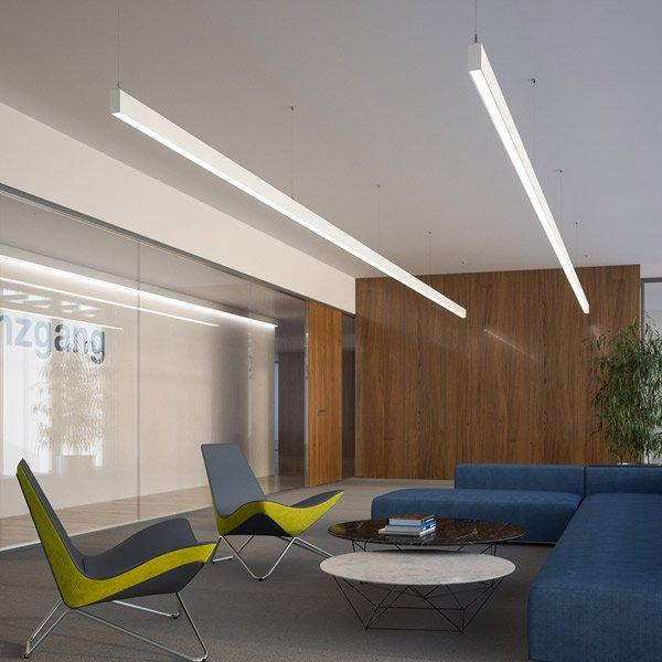 Suspended Luminaire DOTOO.line (Modular System) - Suspended Luminaire DOTOO.line