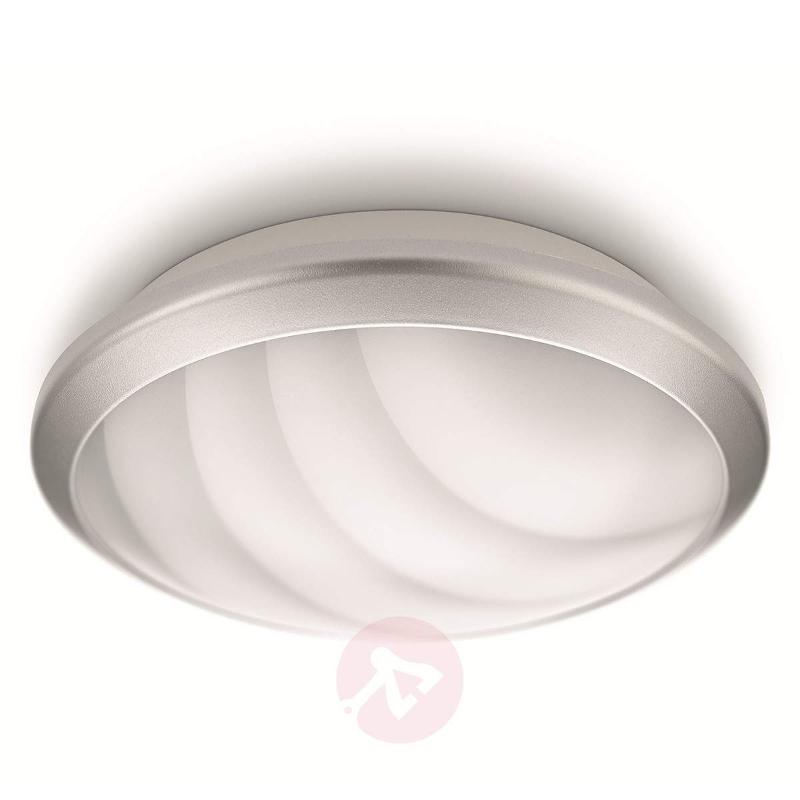 Coil LED Wall and Ceiling Light Simple - Ceiling Lights