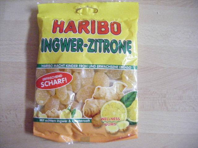 HARIBO Haribo candies flavoured Lemon Gums - null