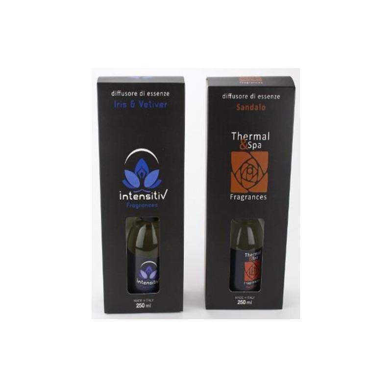 250ml Cylindrical bottle - Home Fragrances