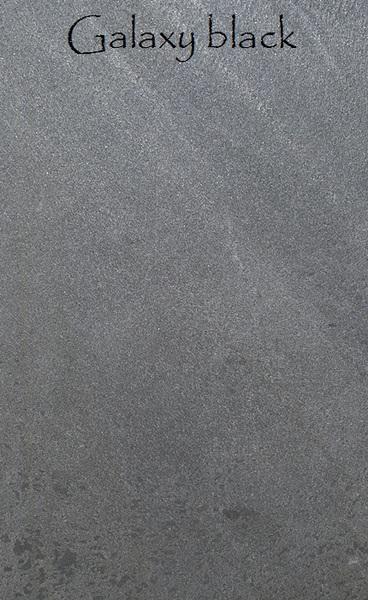 ARDOISE et MICA (pierre naturelle) en feuille de 2mm - Revetement vertical