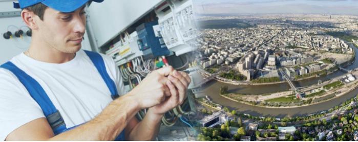 Dépannage électricien Le Plessis-Robinson (92350) - Intervention en électricité à Le Plessis-Robinson (92350) 24/24h et 7/7 jours