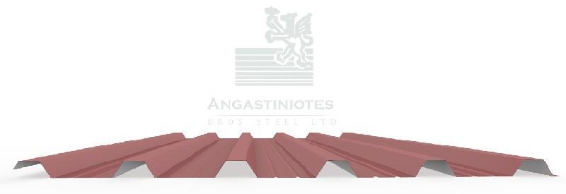 Trapezoidal Profile Sheet - Trapezoidal Profile Roofing Sheet A34