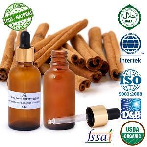Ancient healer Cinnamon Oil 60 ML - Cinnamon Oil  Cinnamon essential oil
