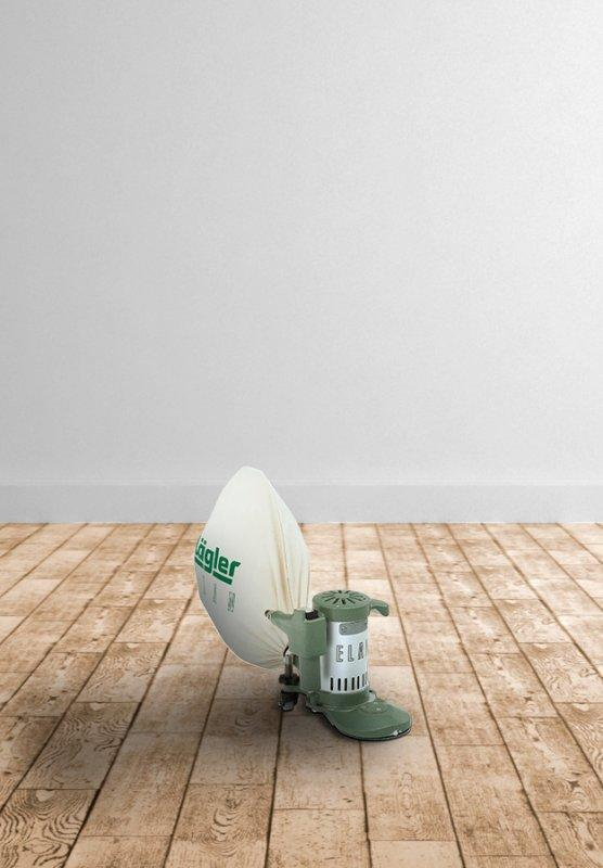 ELAN - The edge / stair sanding machine for wooden surfaces