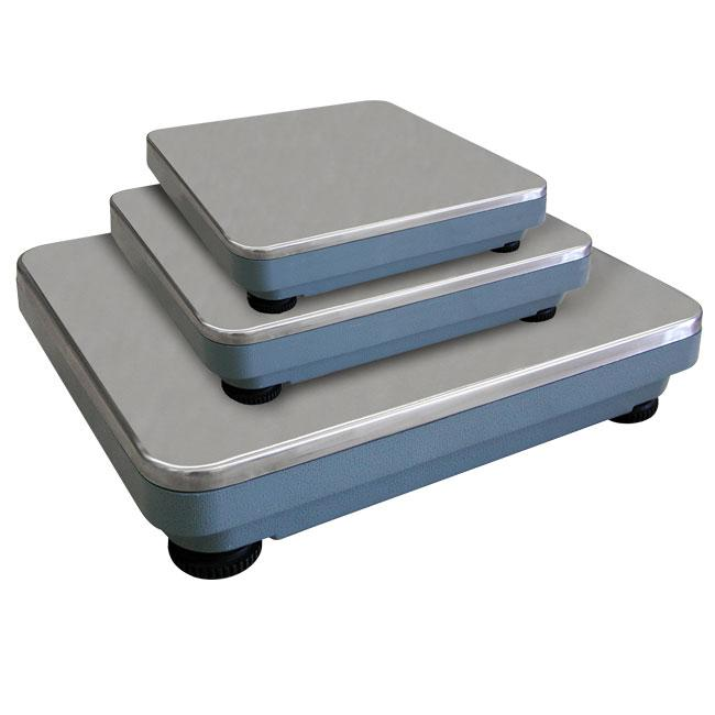 Serie MA / BAV - Plataformas de pesaje y básculas monocélula