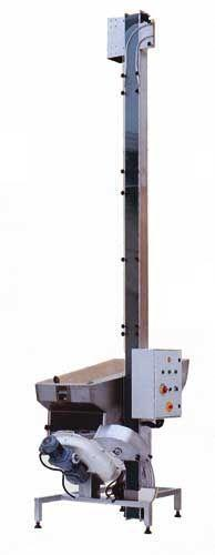 machines - capsuleermachines - Opvoersysteem