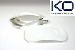 Diamond Turned Aspheric Lenses for Thermal Imaging - We supply a range of diamond turned aspherics for a range of applications