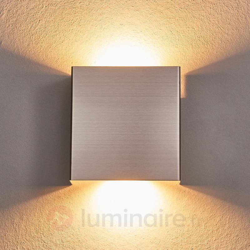 Applique LED en métal Enja - Appliques LED