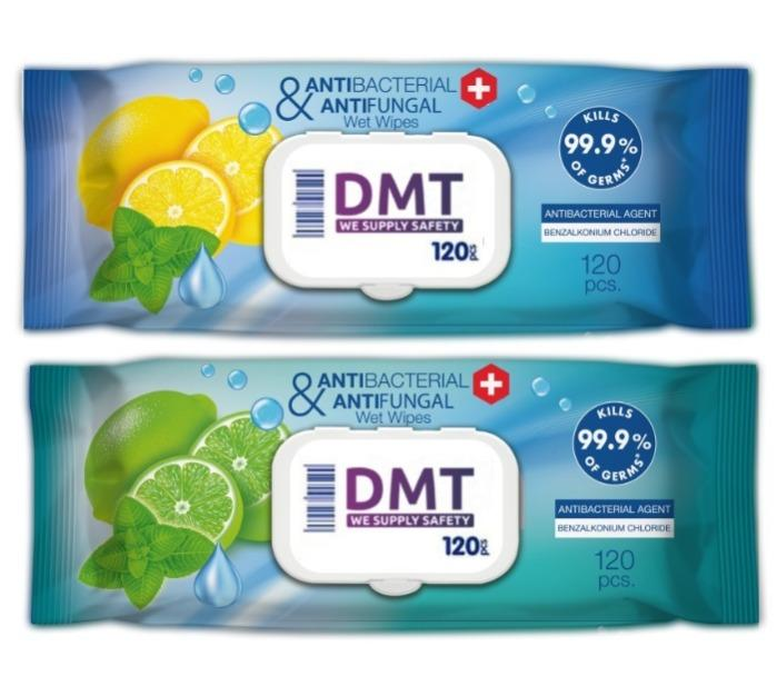 Antibacterial 99.9% Germ Killed Baby Cleaning Wet Wipes - Antibacterial 99.9% Germ Killed Baby Cleaning Wet Wipes