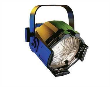 Halogen spotlights - ETC Source Four PAR EA, black