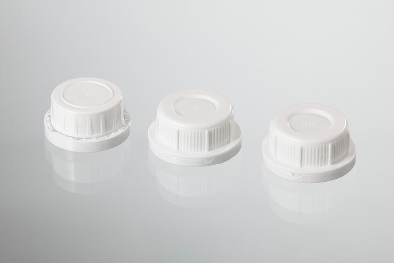 Tamper-evident caps - Caps