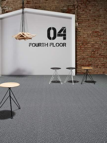 Marc Ten 1200 - Wall-to-wall Carpet - The luxurious, hard-wearing design classic that meets the highest requirements.