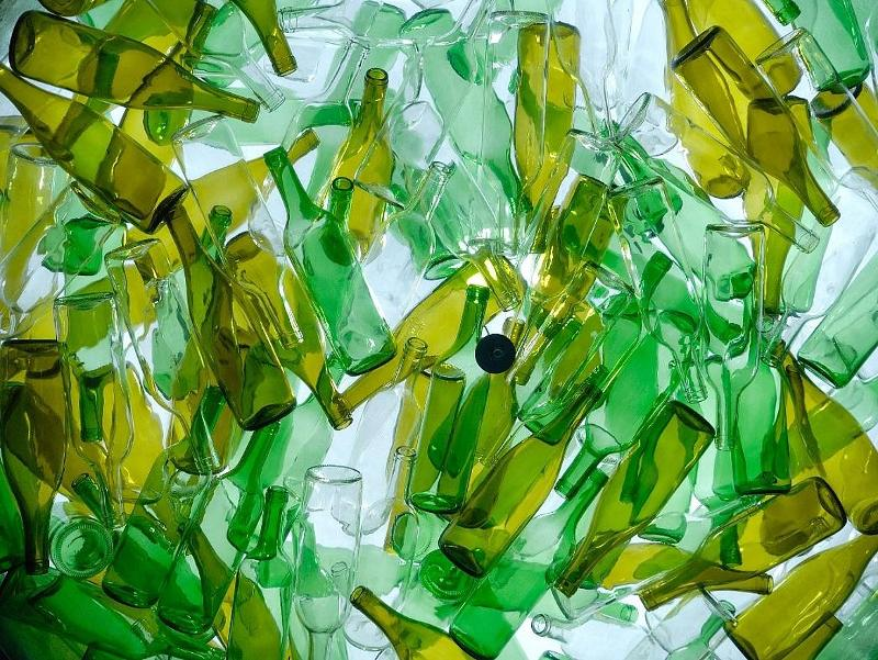 SUPER SILENT GLASS RECYCLING - Natural gas combined heat and power plants