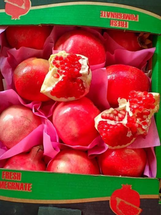 Pomegranate - Organic