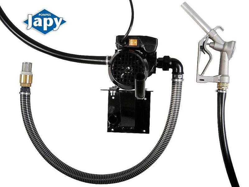 Pompe électrique - Equipement de distribution gasoil - JEV25EQ - JEV2533 - JEV25 - null