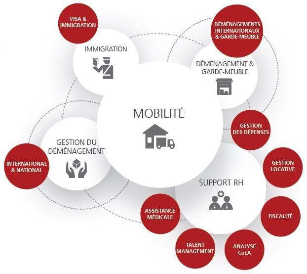 Relocation/International mobility - free quote - AGS 360° Solutions services