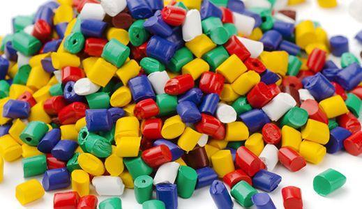 Matérias-primas plásticas -