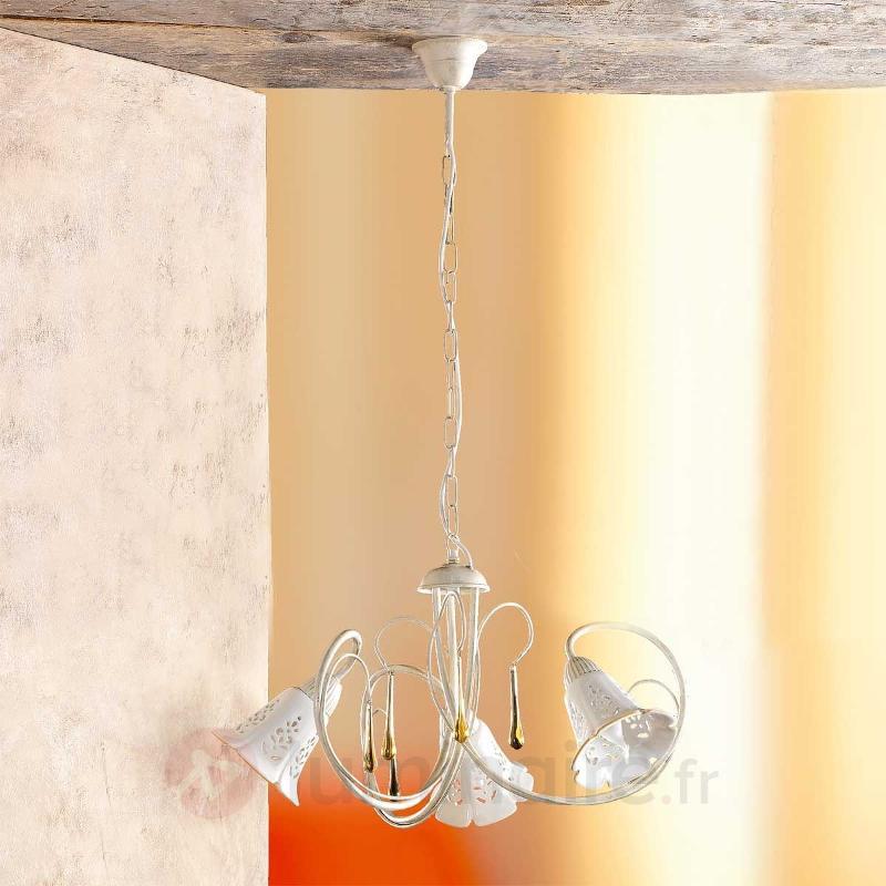 Suspension GOCCE à 3 lampes - Cuisine et salle à manger