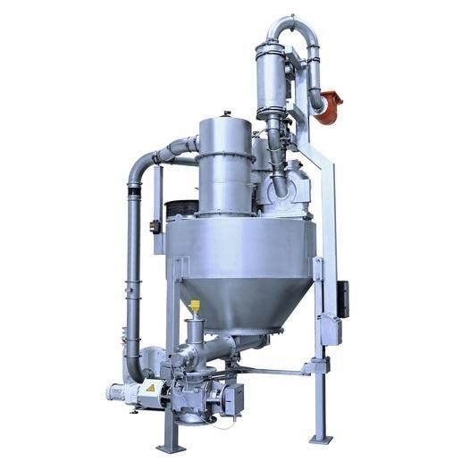 REKORD-Zuckermahlanlagen für Durchsätze bis 7.000 kg/h -