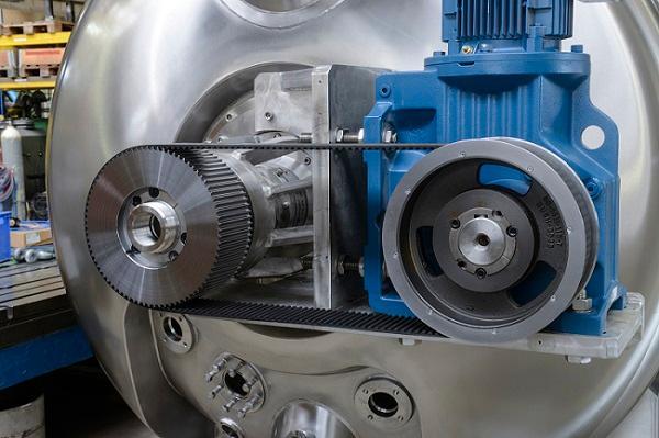 Tecnologia de agitadores  - para equipamentos de cocção e refrigeradores industriais