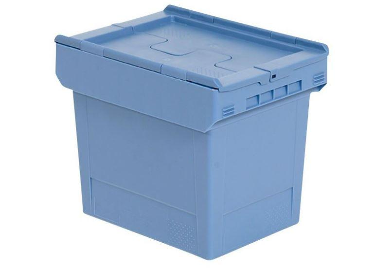 Nestable Box: Nestro 4322 D - Nestable Box: Nestro 4322 D, 410 x 300 x 240 mm