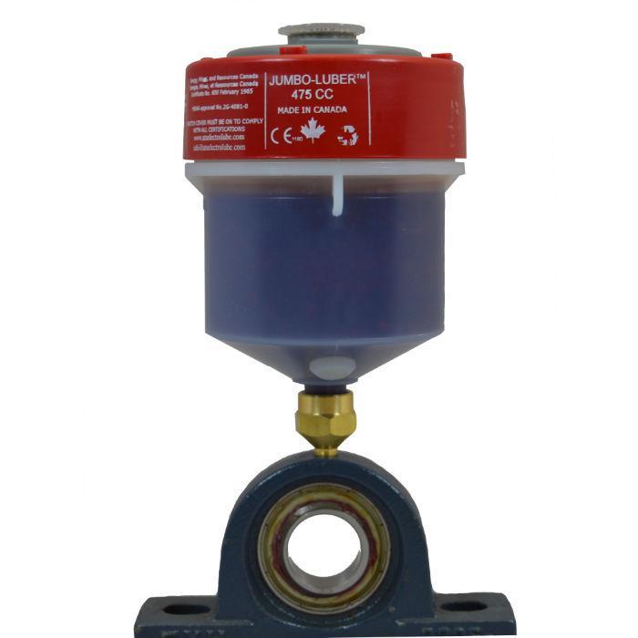 Electro-Luber - lubrificatore automatico