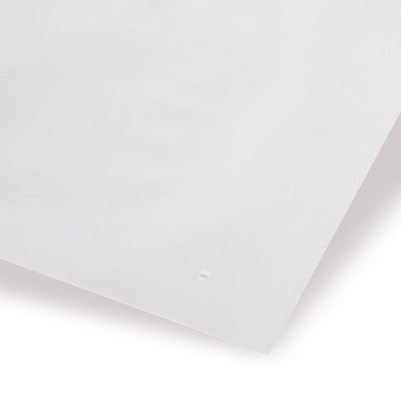 PP-Adhäsionsverschlussbeutel mit abgeschrägter Klappe - PP-Adhäsionsverschlussbeutel mit abgeschrägter Klappe