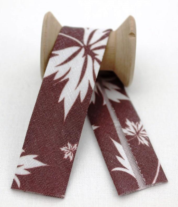 Biye 269 - Patterned Folded Piping