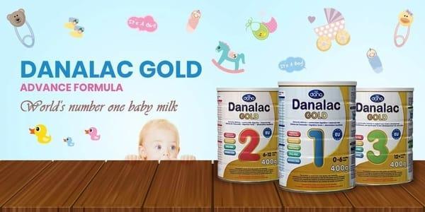 FORMULA DORADA ETAPA 2 – 6-12 meses - Formula infantil que contiene prebióticos y nucleótidos para bebés de 6 a 12 mes