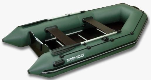 Inflatable powerboat Neptune  - Inflatable motor powerboat  Neptune N 310 LK