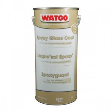 Peinture de sol bois - Laque'sol Epoxy®