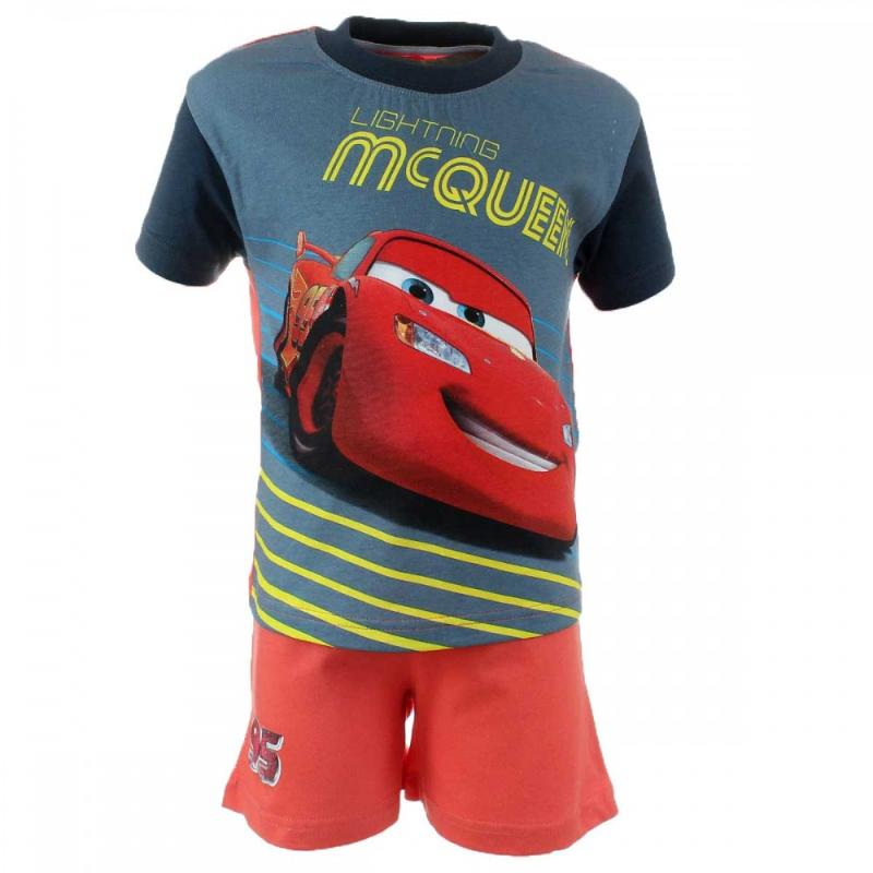 10x Ensembles 2 pieces Cars du 2 au 6 ans - Ensemble