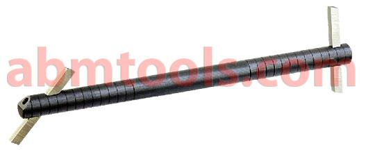 Calibrated Boring Bars - Primarily used for drilling woods and metals.