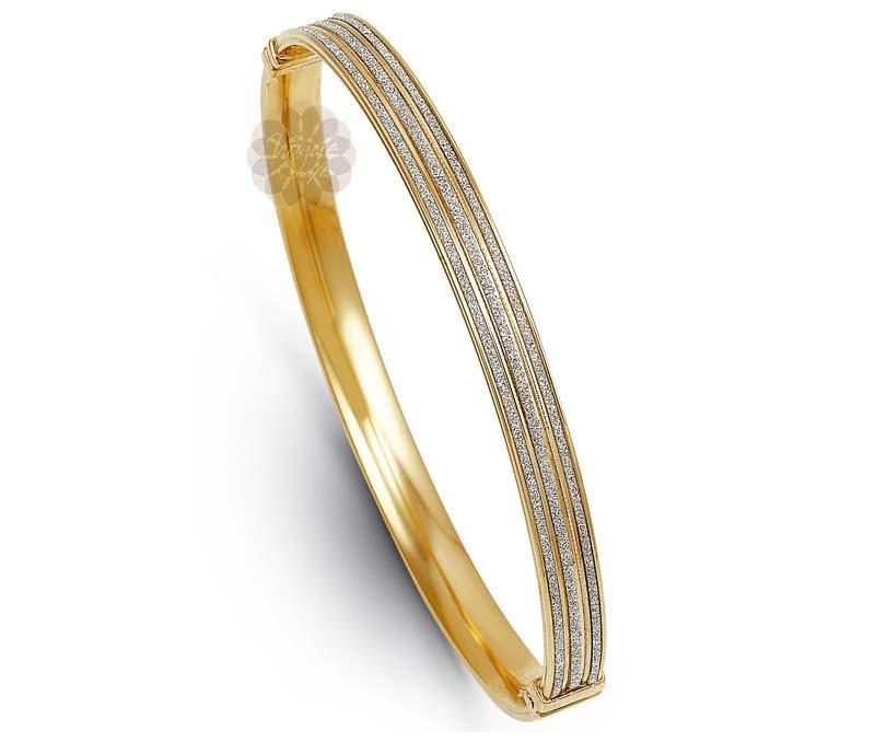 Traditional Gold Bangle -