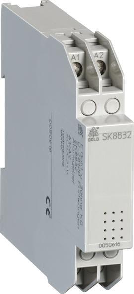 Fault annunciators - SK 8832