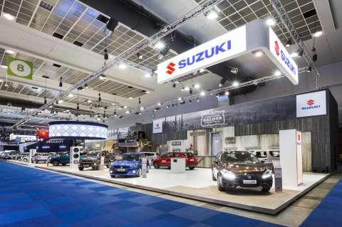 Suzuki - Project - Salon : Autosalon