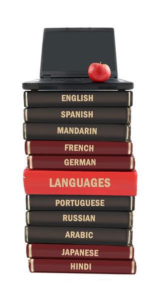 Traducción de idiomas - null