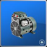 Air Compressor - JP-40C– Oil less Rocking Piston Type