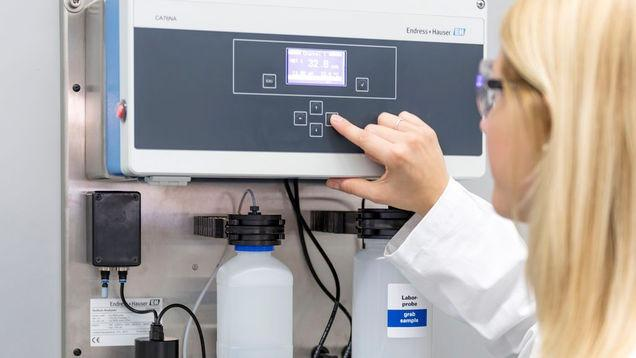 Analizador de sodio - CA76NA -