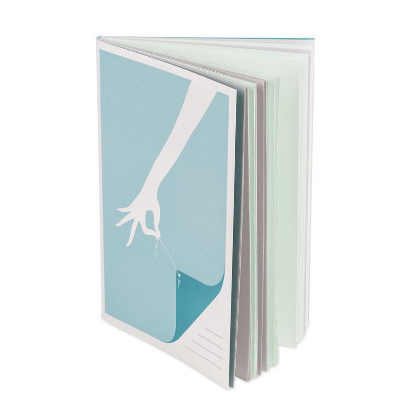 Curtain Notebook